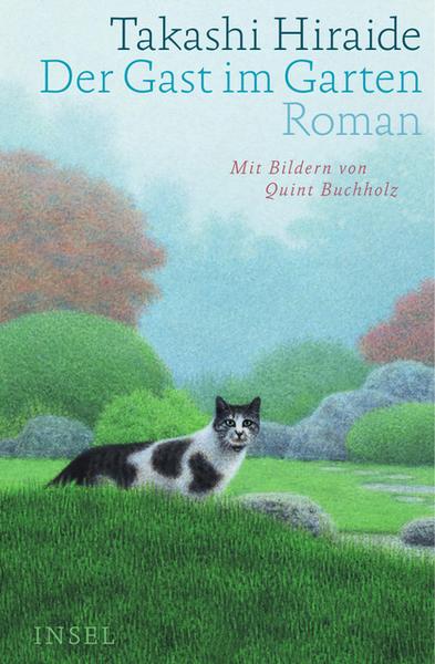 Cover für Der Gast im Garten