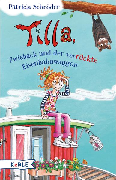 Cover für Tilla, Zwieback und der verrückte Eisenbahnwaggon (Bd.1)