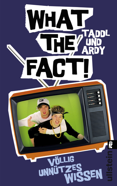 Cover für What The Fact!