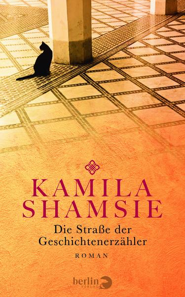 Cover für Die Straße der Geschichtenerzähler