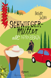 Cover für Schwiegermutter all'arrabbiata