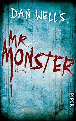 Cover für Mr. Monster