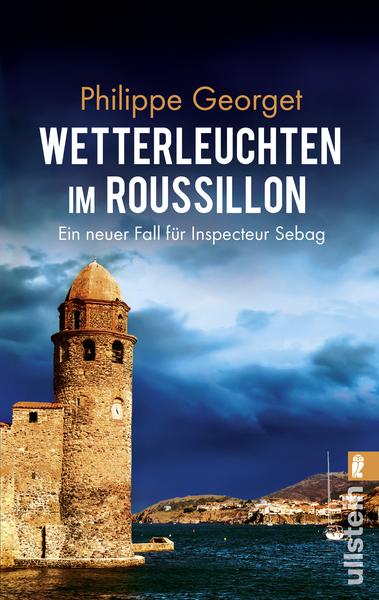 Cover für Wetterleuchten im Roussillon