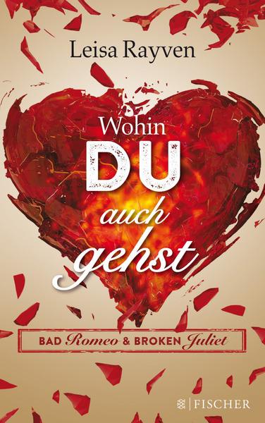 Cover für Bad Romeo & Broken Juliet – Wohin du auch gehst