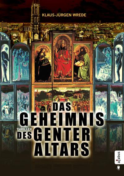 Cover für Das Geheimnis des Genter Altars