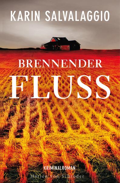 Cover für Brennender Fluss