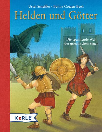 Cover für Helden und Götter
