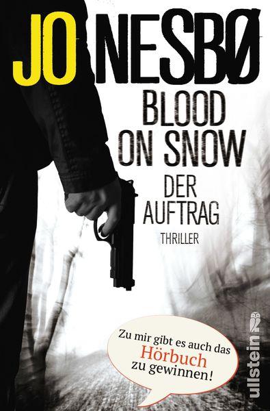 Cover für Blood On Snow. Der Auftrag
