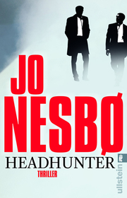 Cover für Headhunter