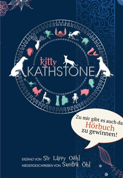 Cover für Kitty Kathstone (Band 1)