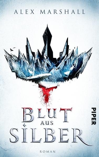 Cover für Blut aus Silber