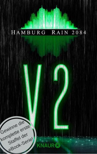 Cover für Hamburg Rain 2084: V2