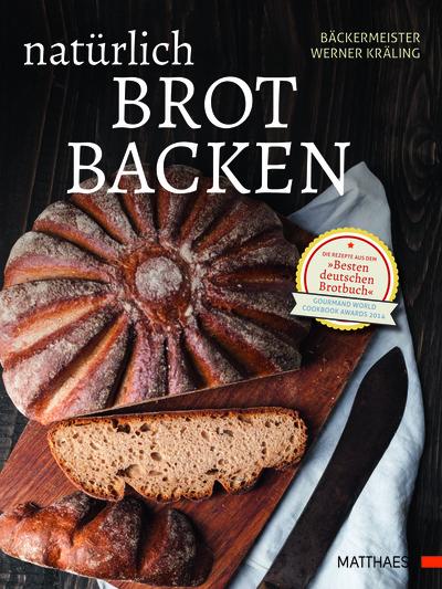 Cover für Natürlich Brot backen