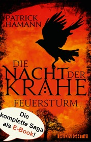 Cover für Die Nacht der Krähe - Feuersturm