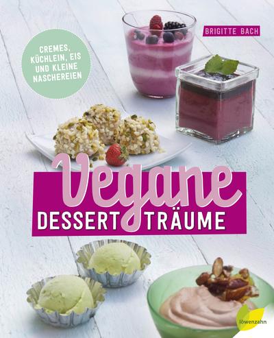 Cover für Vegane Dessertträume