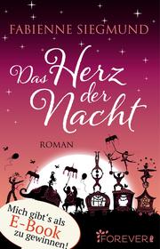 Cover für  Das Herz der Nacht