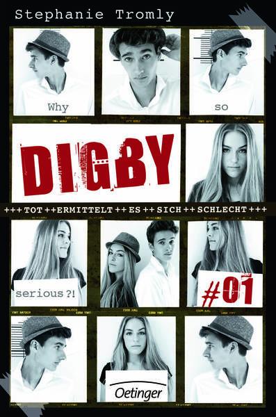 Cover für Digby #01