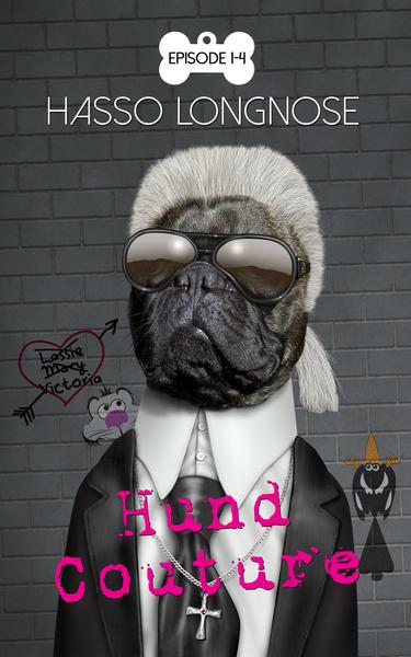 Cover für Hund Couture