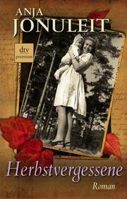 Cover für Herbstvergessene