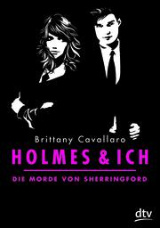 Cover für Holmes und ich - Die Morde von Sherringford