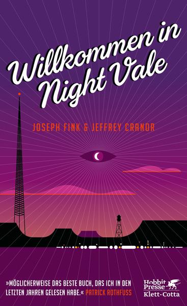 Cover für Willkommen in Night Vale