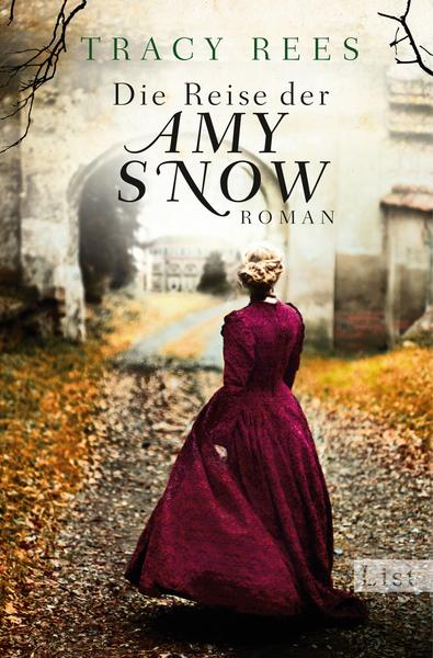 Cover für Die Reise der Amy Snow