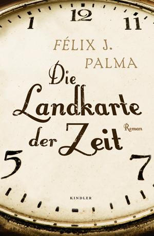 Cover für Die Landkarte der Zeit