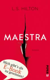 Cover für Maestra