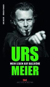 Cover für Urs Meier – Mein Leben auf Ballhöhe