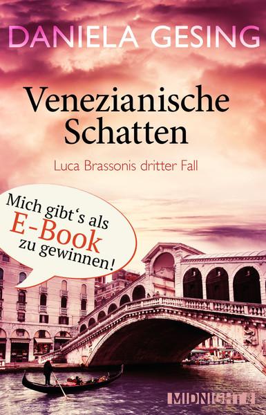 Cover für Venezianische Schatten