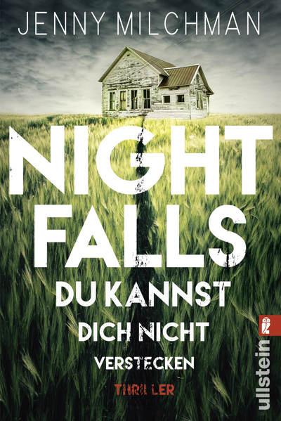 Cover für Night Falls. Du kannst dich nicht verstecken