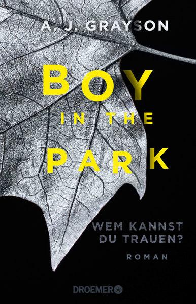 Cover für Boy in the Park