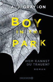 Cover für Boy in the Park