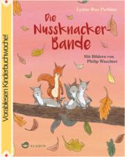 Cover für Die Nussknacker-Bande