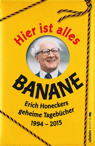 Cover für Hier ist alles Banane