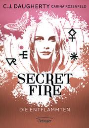 Cover für Secret Fire - Die Entflammten