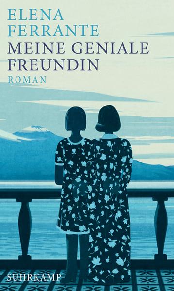 Cover für Meine geniale Freundin