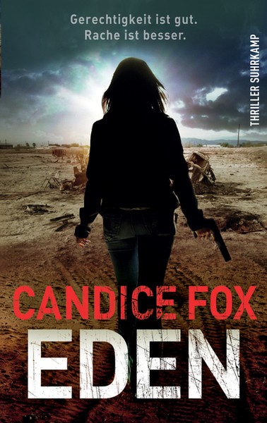 Cover für Eden