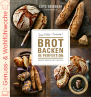 Cover für Brot backen in Perfektion