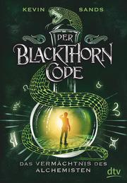 Der Blackthorn-Code – Das Vermächtnis des Alchemisten
