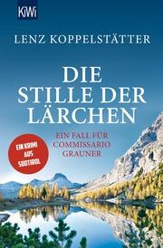 Cover für Die Stille der Lärchen