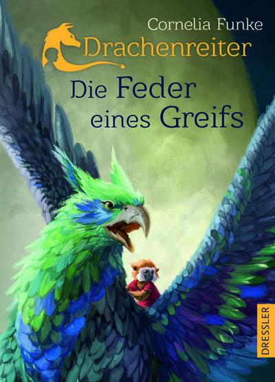 Cover für Drachenreiter -  Die Feder eines Greifs