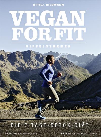 Cover für Vegan for Fit – Gipfelstürmer
