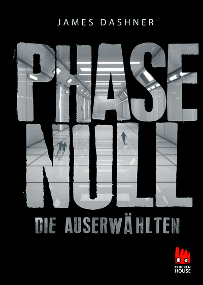 Cover für Phase Null - Die Auserwählten