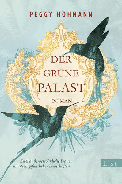 Cover für Der grüne Palast