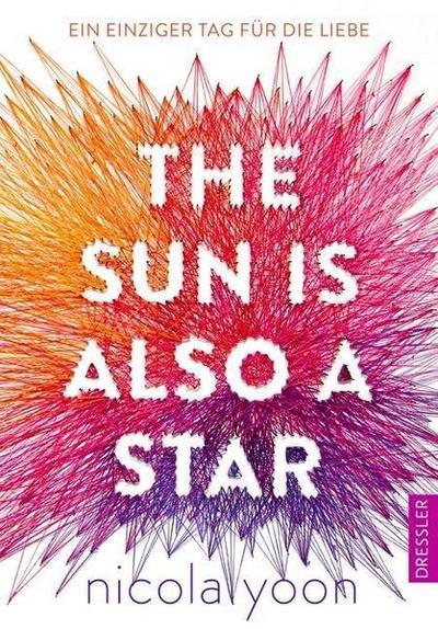 Cover für The Sun is also a Star – Ein einziger Tag für die Liebe
