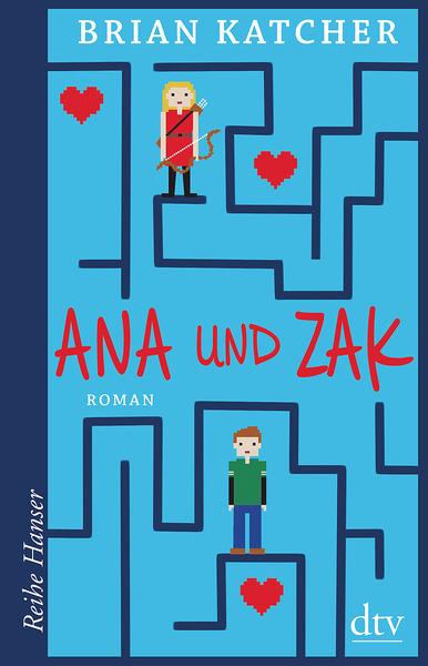 Cover für Ana und Zak