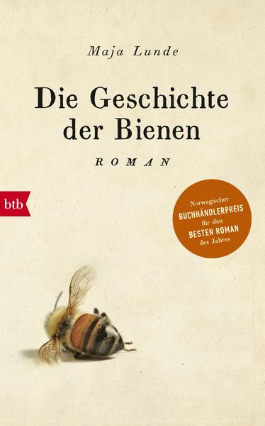 Cover für Die Geschichte der Bienen