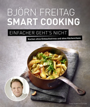 Cover für Björn Freitag – Smart Cooking