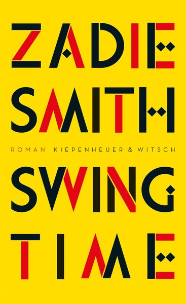 Cover für Swing Time